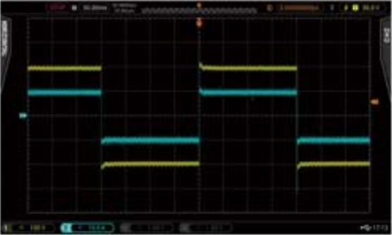 Linear CC mode, PWM 10A 2.5Hz