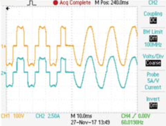Linear CC mode, PWM 10A 250Hz