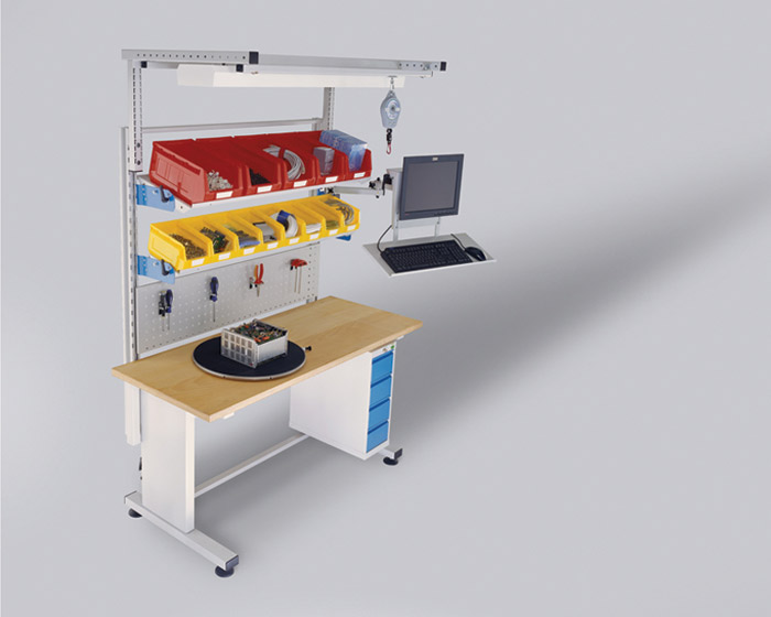 Electronic Test Benches : Electronic test bench images