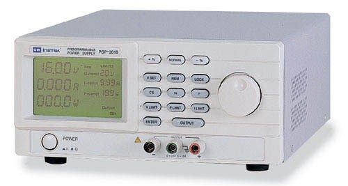 LCD Display Output ON/OFF Control 3 Step Fan Speed Control Setting of Voltage/ Current/ Power Key Lock to Avoid Error Operation Normal, +% & -% Output Operation Key High Efficinecy and High Power Density Standard Interface: RS-232C Option: Jack Type Terminal for Europe