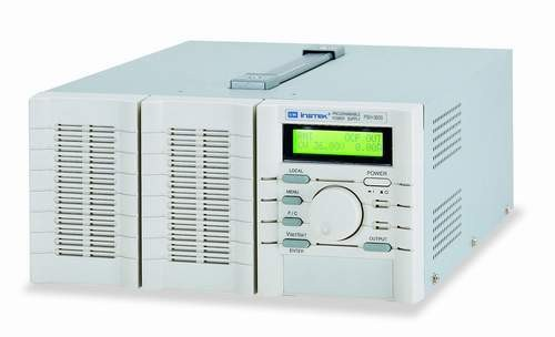Wide Input Range and High Power Factor (P.F) High Efficiency and High Power Density Constant Voltage and Constant Current Operation Over-Voltage, Over-Current and Over-Heat Protection Low Ripple and Noise Option : GPIB (IEEE-488.2) & RS-232 Output ON / OFF Control Self-Test and Software Calibration LCD Display Built-in Buzzer alarm (Note: GPIB and RS-232C cannot be installed simultaneously)