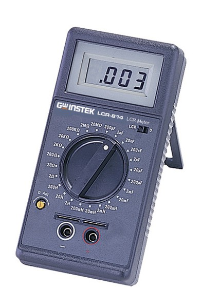 Handheld LCR Meter. 