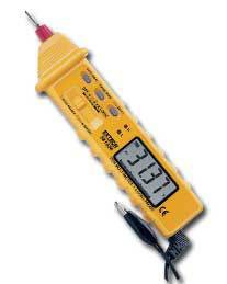 how to use the multimeter in logic