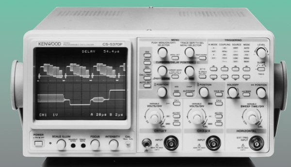 Oscilloscope Y Axis : Texio formerly kenwood tmi test measurement
