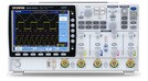 A Hi-tech DSO Platform  The GDS-3000 Series is a new platform of 4-input channels, 500MHz bandwidth, 5GSa/s sampling rate, and VPO waveform display. The split screen feature has been designed to meet the requirements of multi-window & multi-signal tests in the research and the manufacturing fields. The optional power analysis software and the optional serial bus analysis software are available to facilitate the engineer's tasks in testing and manufacturing of the associated products.  Three new differential probes, GDP-025, GDP-050 & GDP-100, and two new current probes, GCP-005 ,GCP-020 ,GCP-100 and GCP-530 & GCP-1030, are coming along with the GDS-3000 Series to provide total solutions for a wide variety of applications in the industry, service and education market sectors. The GDS-3000 Series, a high-tech platform carrying thoughtful features, brings very high customer value to both general purpose market and professional market.