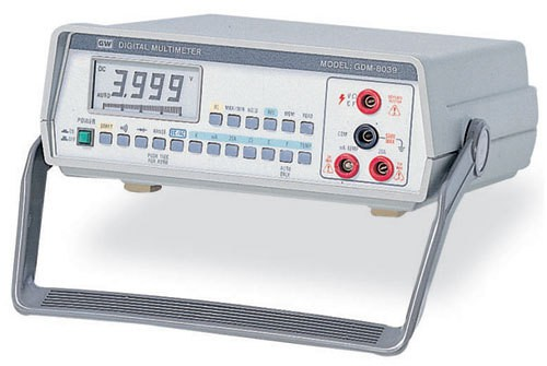 GDM-8039 DIGITAL MULTIMETER