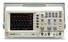 "The GDS-1000-U Series offers 100MHz, 70MHz and 50MHz digital storage oscilloscopes with 5.7"" color TFT LCD displays. With dual sampling modes, a 4,000 point record length, a real-time sampling rate of 250MSa/s and an ET sampling rate of 25GSa/s, the GDS-1000-U Series DSO provides an excellent balance of performance between memory length and sampling speed. Other major features include user-friendly menu tree operations, compact size, ergonomic design, USB host for PC connectivity and USB device port support. The GDS-1000-U Series is designed to meet today\'s most demanding engineering requirements and budgets."