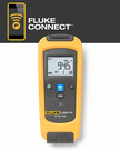 A fully functional DC voltage meter that wirelessly relays DC voltage measurements to other Fluke Connect™ enabled master units