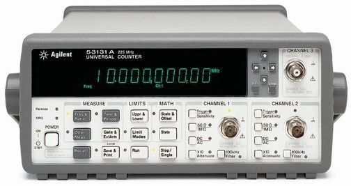 Agilent Frequency Counter : Agilent technologies test measurement instruments page