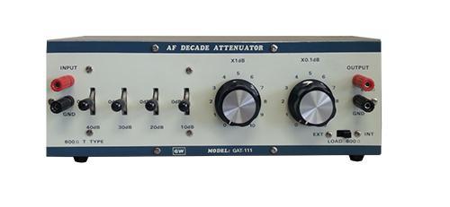 AF Decade Attenuator