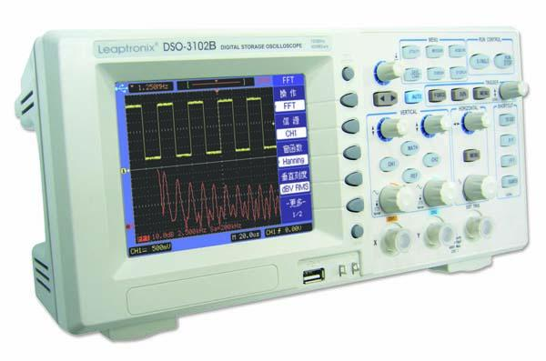 Function Generator And Oscilloscope : Leaptronix dso bs mhz digital storage oscilloscope