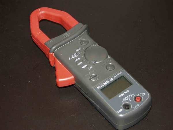 Dc Clamp Harbor Freight : Clamp meter how do you use a