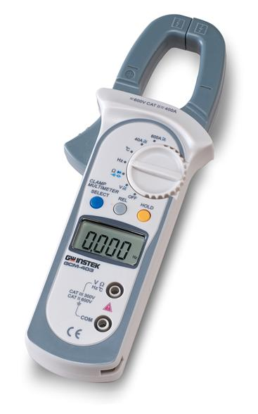 Digital Clamp Meter -- ACA, ACV, DCV, Ohm, Diode, Buzzer.