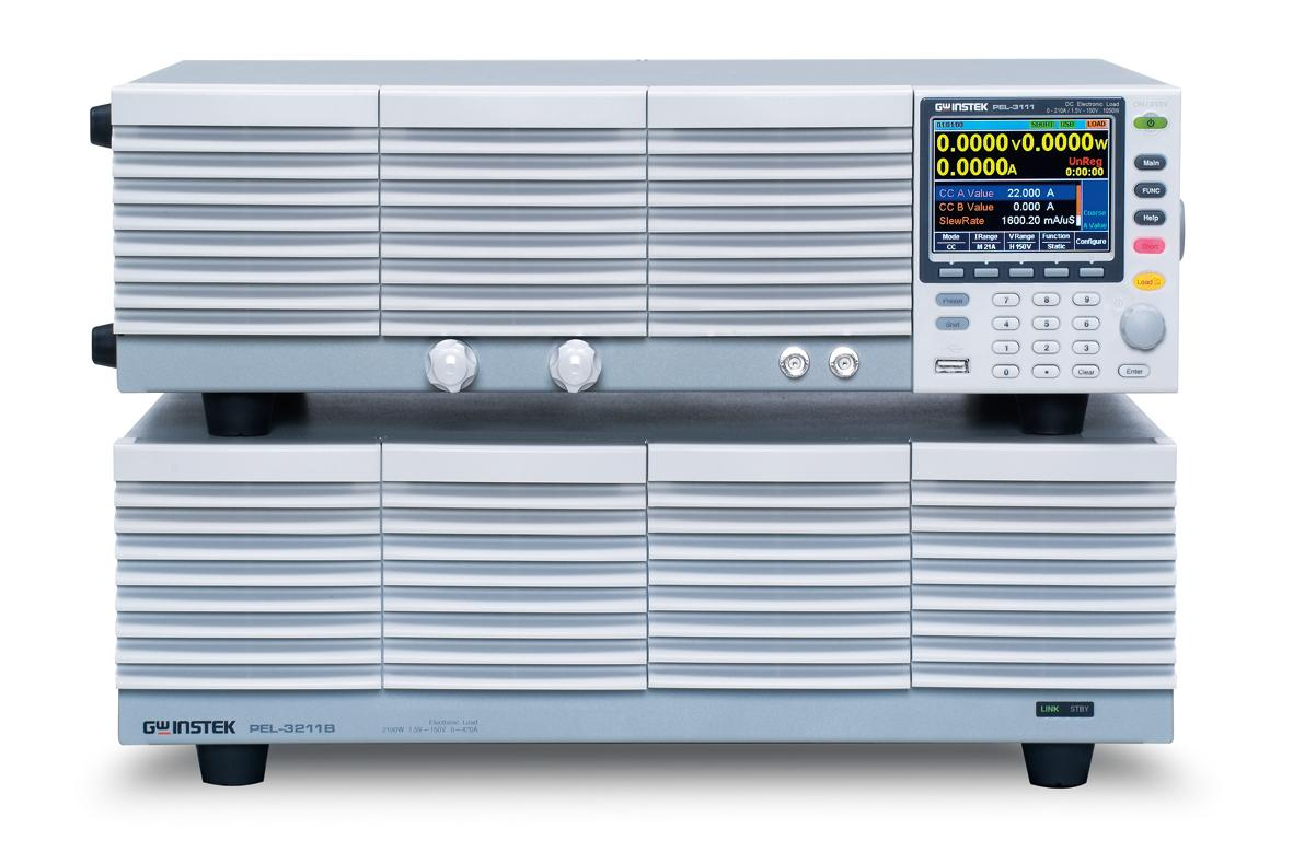 The PEL-3000 series, a single-channel, programmable D.C. electronic load with 0.01mA current resolution and 16A/μs current Slew Rate, is very ideal for testing server power supply and SPS (Switching Power Supply) for commercial and industrial computers. For a heavy-duty device like cloud ecosystem running 24-hour nonstop operations, a stable and high-power power supply, ranging from 175W to 1050W, is required to maintain the normal operation of server, Hub, and the equipment of data storage and internet communications. Owing to the increasing demand of data transmission and large scale data storage of telecommunications systems, the infrastructure of internet communications is in the pace of rapid expansion. This has greatly boosted the market demand of telecommunications equipment powered by power supply of 2000W and above. The flexible power combination of PEL-3000 meets the test requirements of present high-power power supply.