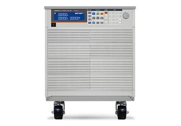 GW Instek PEL-5000C series single-channel electronic load provides 150V/ 600V/ 1200V models with a power range of 6kW~24kW.