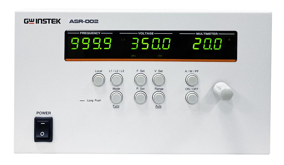 External Three Phase Control Unit (CE application in progress)