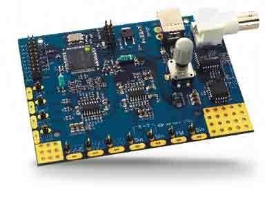 Instek GDB-02: Oscilloscope Education and Training Kit for GDS-800 Series, GDS-1000 Series, GDS-2000 Series.