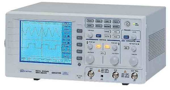 "250MHz Bandwidth with Monochrome (320*240) 5.7"" LCD Display