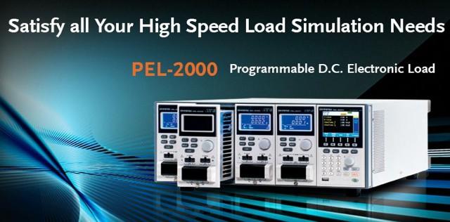 GW. Instek PEL-2000 Electronic Load