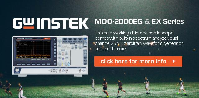 MDO-2000GE & EX Series
