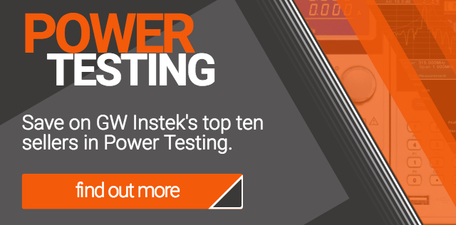 Power Testing Savings